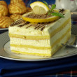 Lemon cake — Stock Photo #37117619