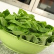 Spinach leaves — Stock Photo