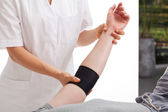 Physiotherapy office — Stock Photo