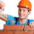 Professional builer — Stock Photo