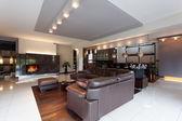 Luxurious apartment — Stock Photo