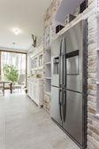 Tuscany - refrigerator — Stock Photo
