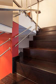 Stairs, closeup — Stock Photo