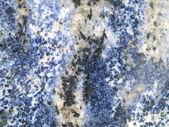 Blue granite slab — Stock Photo
