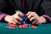 Casino game failure — Stock Photo