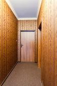 Vintage retro corridor — Foto Stock