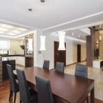 Grand design - Dining room — Stock Photo #40360067