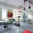 Stock Photo: Room for physiotherapy
