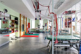 Modern gym — Stock Photo