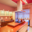 Stock Photo: Amaranth house - Kitchen countertop