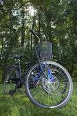 Several bikes — Stock Photo
