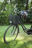 Close up of a bike — Stock Photo