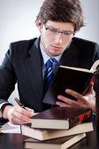 Młody prawnik — Zdjęcie stockowe