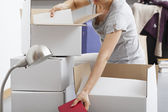 Packing fever — Stock Photo