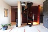 Escalera moderna — Foto de Stock