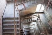 Merdiven inşaat — Stok fotoğraf