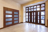 Entrance to a spacious hall — Foto Stock