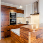 Modern kitchen interior — Stock Photo #44204969