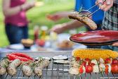 食品料理 — ストック写真