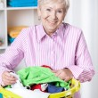 Sorting laundry — Stock Photo #45717307