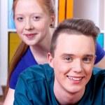adolescentes amigos — Foto de Stock
