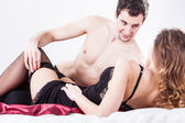Erotic situation — Stock Photo
