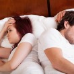 Marital problems — Stock Photo #49099475