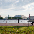 Classical view of St.-Petersburg — Stock Photo
