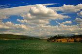 Paesaggio bella estate — Foto Stock