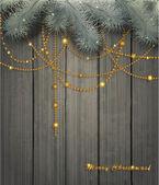 Cartão de natal. — Vetorial Stock