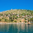 Turkish settlement — Stock Photo