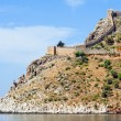 Stock Photo: Turkish fortress at Mediterranesea