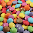 Multi colored sweets — Stock Photo