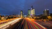 ラ ・ デファンス、ビジネス地区、パリ — ストック写真