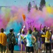 Color Me Rad Color Bombs — Stock Photo #24234253