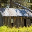 Old Wooden Barn — Stock Photo