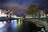Reno River Walk — Stock Photo