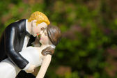 Bride and Groom Decoration — Foto Stock