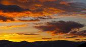 Sierra Sunset — Stock Photo