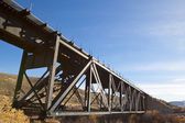 Train Bridge — Stock Photo