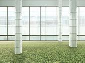 Large office space — ストック写真