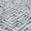 Maze labyrinth — Stock Photo #41457387