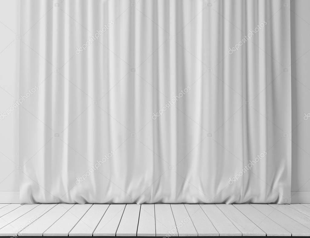 White Curtains Background Stock Photo 169 Kantver 41929663
