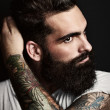 Bearded man — Stock Photo #48037387