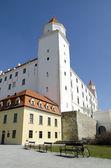 Slottet bratislava — Stockfoto