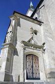 St. Martins cathedral, Bratislava, Slovakia — Stock Photo