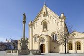 église des capucins à bratislava, slovaquie — Photo