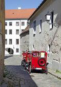 ブラチスラバ、スロバキアの古い街並み — ストック写真