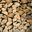The block-wood — Stock Photo