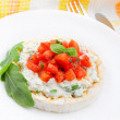 Healthy appetizer - Stock Photo